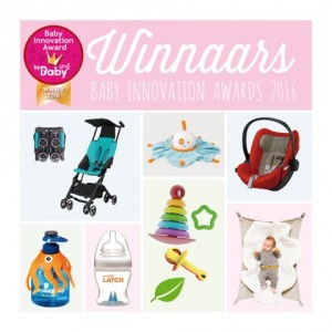 Winnaars Baby Innovation Award 2016 bekend